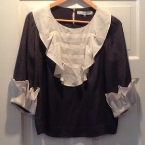 Philllip Lim 3.1 100% silk blouse.